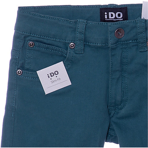 Брюки iDO - зеленый от iDO