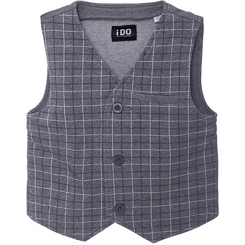 Жилет iDO - серый от iDO