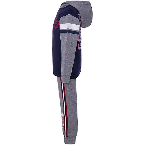 Спортивный костюм iDO - сине-серый от iDO
