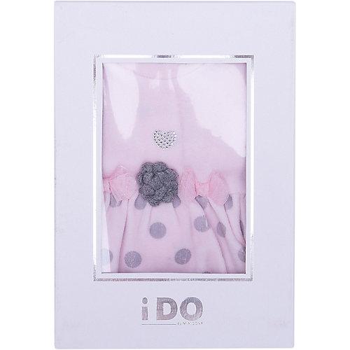 Комбинезон iDO - розовый от iDO