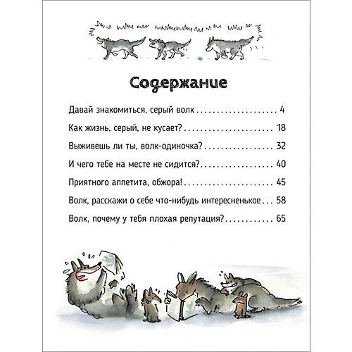 """Секретная энциклопедия """"Волки"""" Росмэн от Росмэн"""