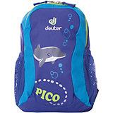 """Рюкзак Deuter Pico """"Дельфин"""", бирюзовый"""
