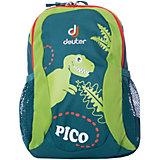 """Рюкзак Deuter Pico """"Динозаврик"""", зеленый"""