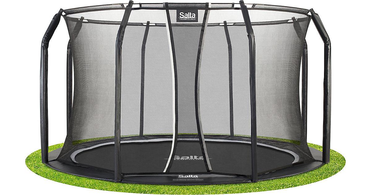 Trampolin Sicherheitsnetz Salta Royal Baseground 366cm, schwarz  Kinder | Kinderzimmer > Spielzeuge > Trampoline | Salta