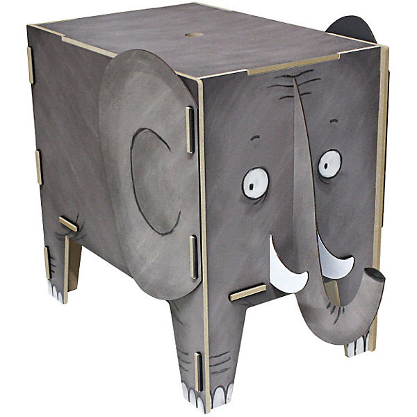 Hocker Vierbeiner Elefant