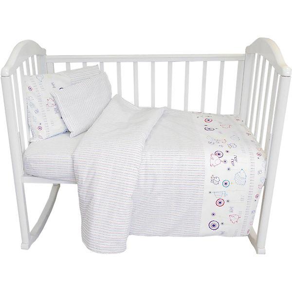 """Комплект постельного белья Baby Nice """"Ежик"""""""
