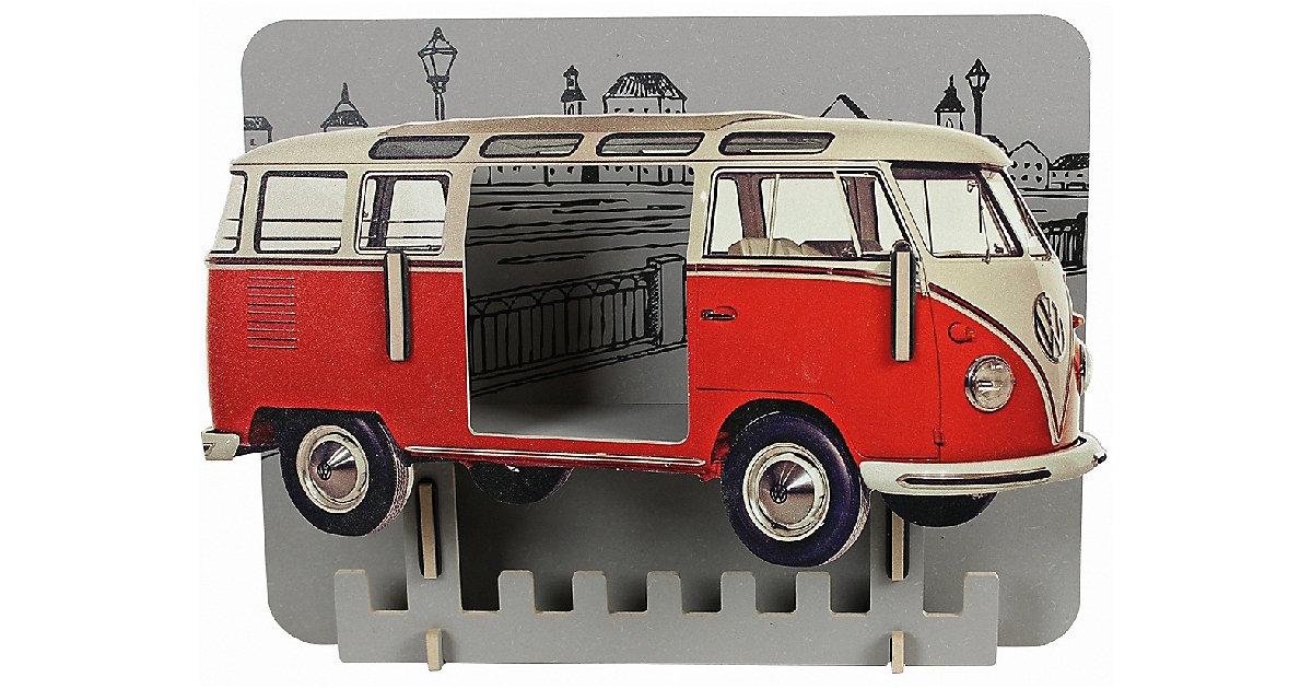 Garderobe VW T1 - rot