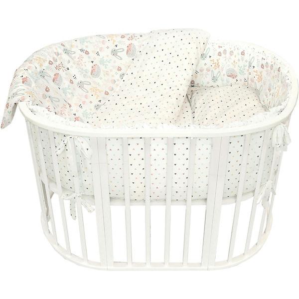 Подарочный набор для новорожденного Baby Nice молочный
