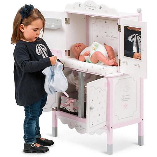 Деревянный игровой центр  с аксессуарами для куклы DeCuevas,  серия Скай от DeCuevas