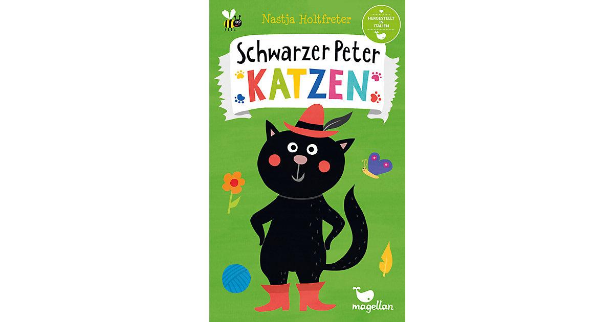 Buch - Schwarzer Peter: Katzen (Kinderspiel)