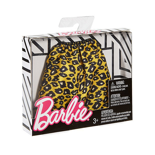 """Одежа для куклы Barbie """"Юбки"""" Леопардовая юбка"""