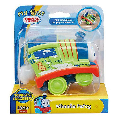 """Паровозик Fisher-Price """"Томас и его друзья"""" Перси от Mattel"""
