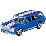 """Юбилейная машинка Hot Wheels """"Фавориты за полвека"""" 71 Datsun Bluebird 510 Wagon"""