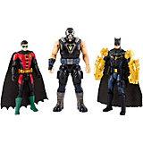 "Набор фигурок DC Super Heroes ""Batman"" Бэтмен и Робин против Бэйна"