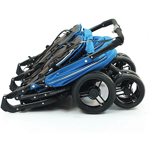 Прогулочная коляска для двойни Valco baby Snap Duo / Ocean Blue от Valco Baby