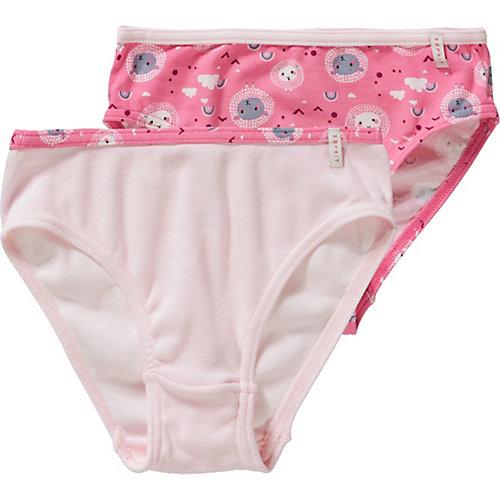 Esprit Slips Doppelpack HERMINE Gr. 104 Mädchen Kinder | 04060469384109