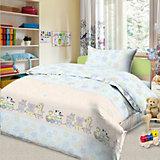 Детское постельное белье 3 предмета Letto, BG-86