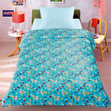 Одеяло-покрывало Letto для детской кроватки SP30, ширина 110см. Облегченное, стеганое. 100% хлопок