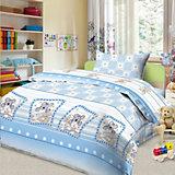 Детское постельное белье 3 предмета Letto, BG-83