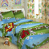 Детское постельное белье 1,5 сп Letto, Долматинец