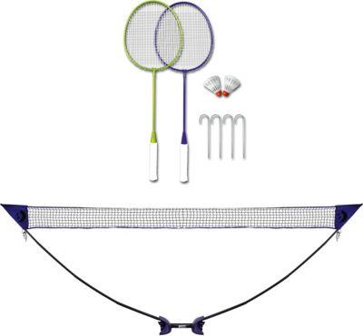 Badminton Federball Set 8 Stück
