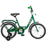 """Велосипед Stels """"Flyte"""" 16 дюймов, зелёный"""