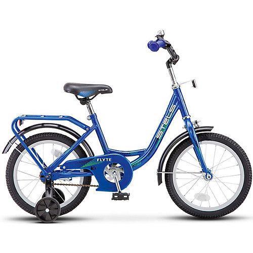 Велосипед Stels Flyte 18 дюймов, синий - синий от Stels