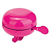 Стальной звонок Stels светло-розовый