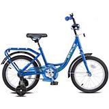 """Велосипед Stels """"Flyte"""" 16 дюймов, синий"""