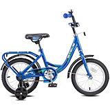 Велосипед Stels Flyte 14 дюймов, синий