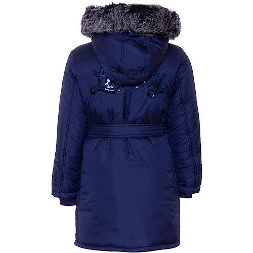 Утепленная куртка Button Blue - синий от Button Blue