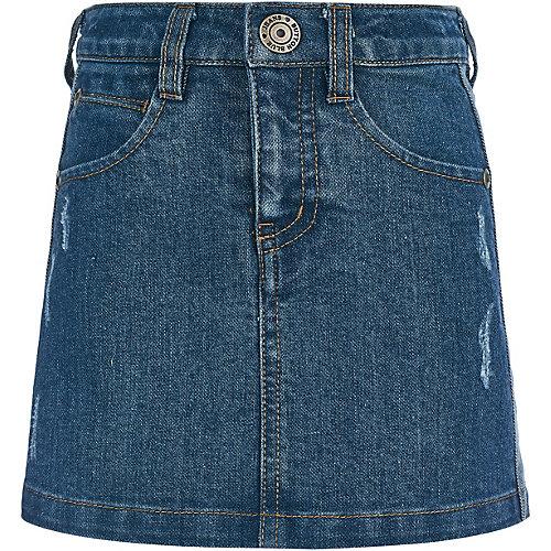 Джинсовая юбка Button Blue - синий от Button Blue
