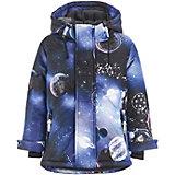 Утепленная куртка Button Blue