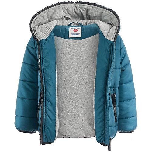 Демисезонная куртка Button Blue - голубой от Button Blue