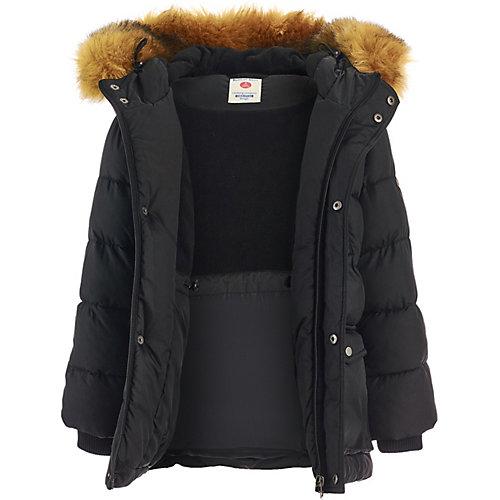 Утепленная куртка Button Blue - черный от Button Blue