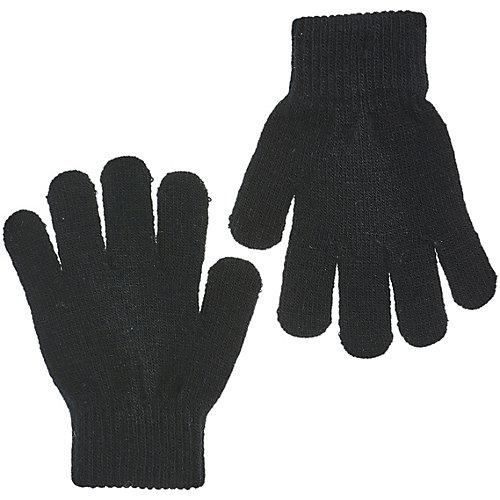 Перчатки Button Blue - черный от Button Blue