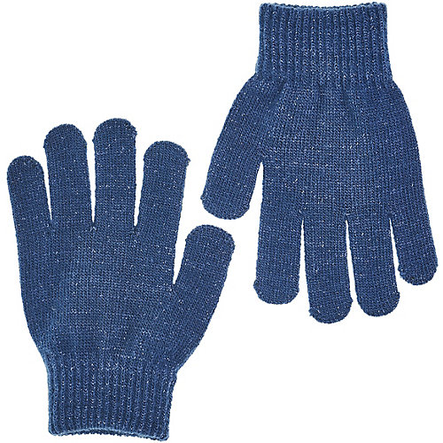 Перчатки Button Blue - синий от Button Blue