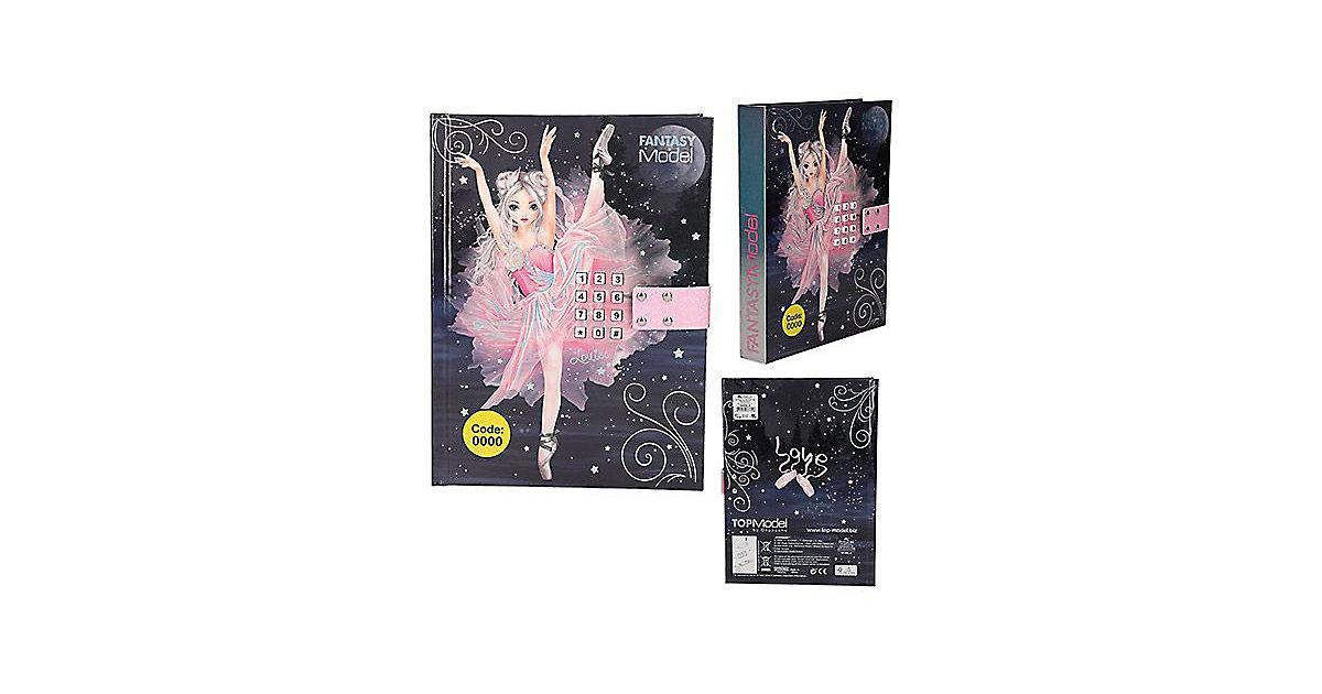 Depesche · Fantasy Model BALLETT Tagebuch mit Geheimcode & Sound