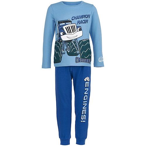 Пижама Button Blue - голубой от Button Blue