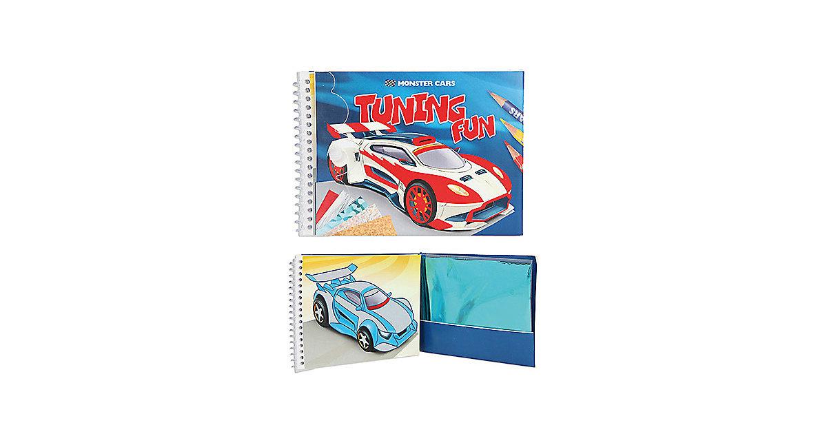 Depesche · Monster Cars Tuning Fun Acticity-Book