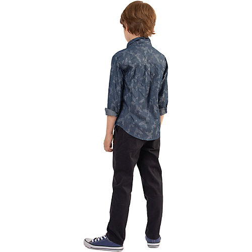 Джинсовая рубашка PlayToday - синий от PlayToday
