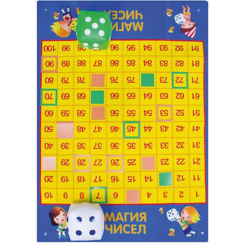 """Настольная игра Bondibon """"Магия чисел"""" от Bondibon"""