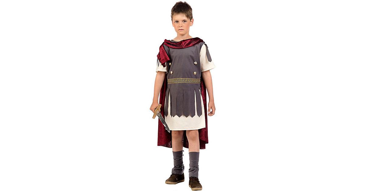 Kostüm Troyaner braun Gr. 128/140 Jungen Kinder