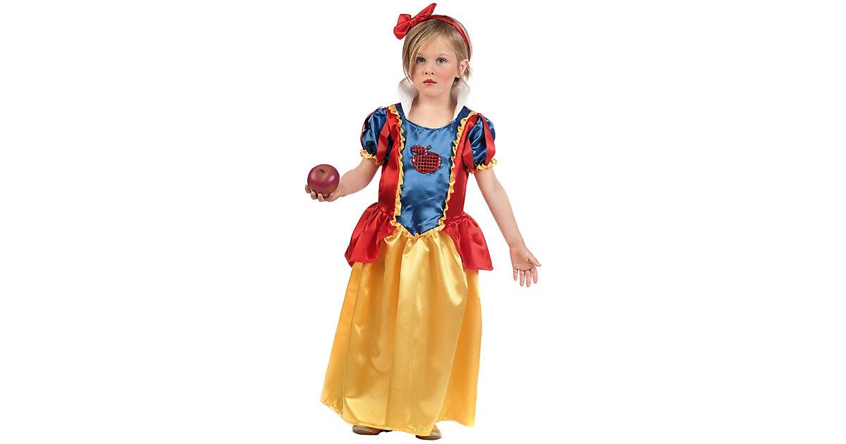 Kostüm Schneewitchen Gr. 104/116 Mädchen Kleinkinder