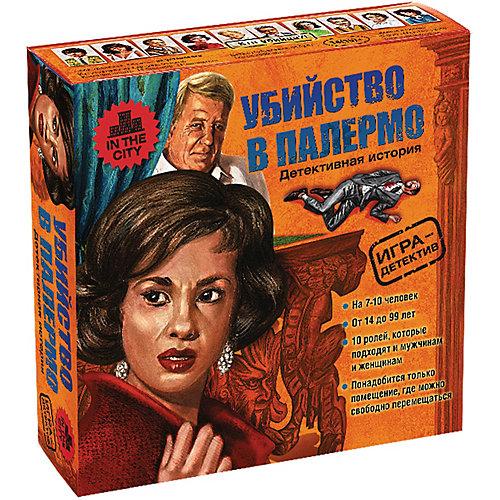 "Настольная игра Маэстро ""Убийство в Палермо"" от Маэстро"
