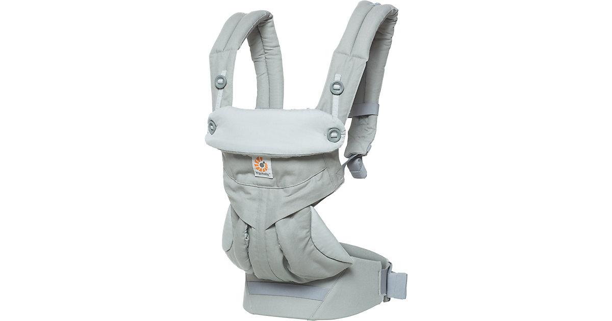 Babytrage 360°, Pearl Grey grau