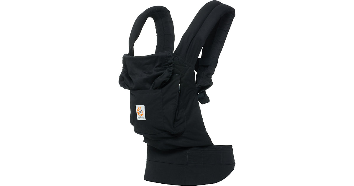 ERGO · Babytrage Original, Pure Black