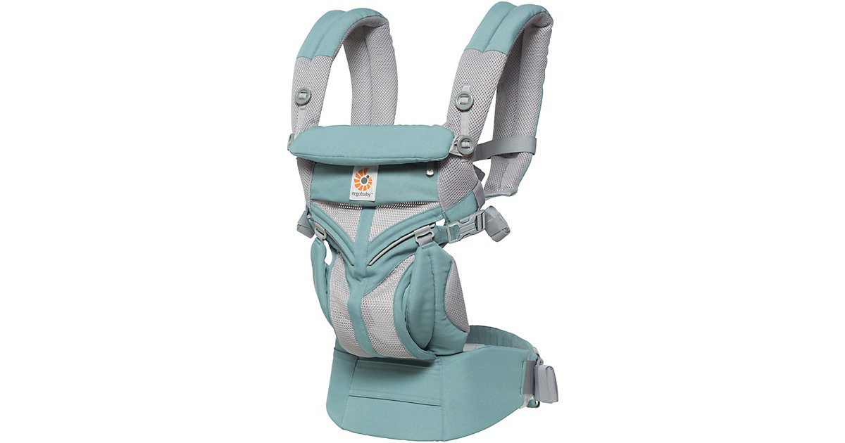 Babytrage Omni 360°, Cool Air Mesh, Icy Mint