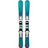 Горные лыжи с креплениями Elan Starr, 70 см