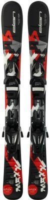 Горные лыжи с креплениями Elan Maxx, 90 см